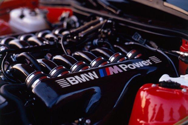 Silnik prototypu BMW M8