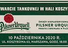 Bar Koszyki kolejną Tankovną Pilsner Urquell! Oficjalna inauguracja drugiej świątyni Pilsnera w Warszawie