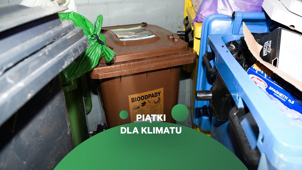 Wywóz śmieci mocno zdrożał.