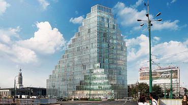 Biurowiec Bałtyk stanie na miejscu dawnego kina o tej samej nazwie. Ma zostać nowa architektoniczną ikoną miasta