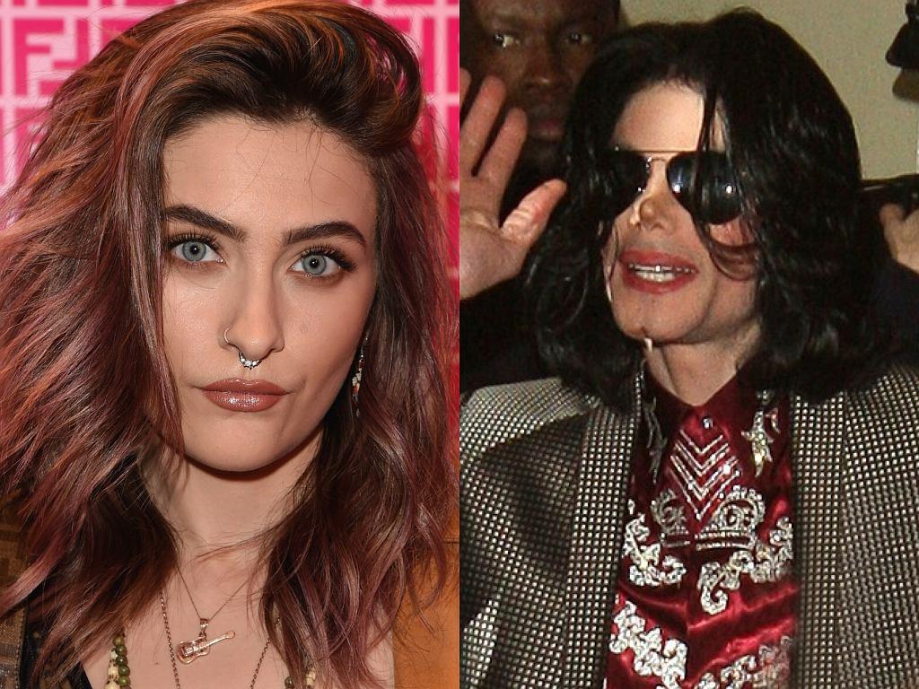 Paris Jackson, Michael Jackson