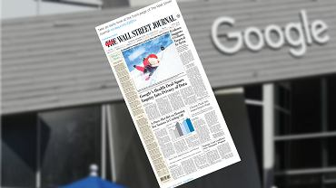 Google Nightingale w Wall Street Journal