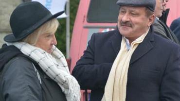 Joanna i Ryszard z programu 'Sanatorium miłości'