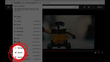 Google testuje nową funkcję - wyłączanie dźwięków