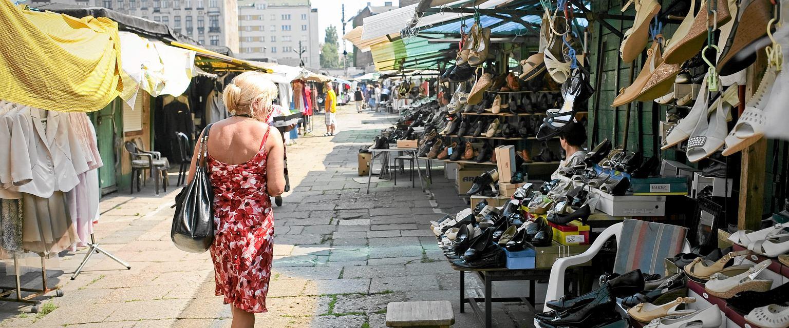 Bazar Różyckiego (fot. Albert Zawada / Agencja Gazeta)