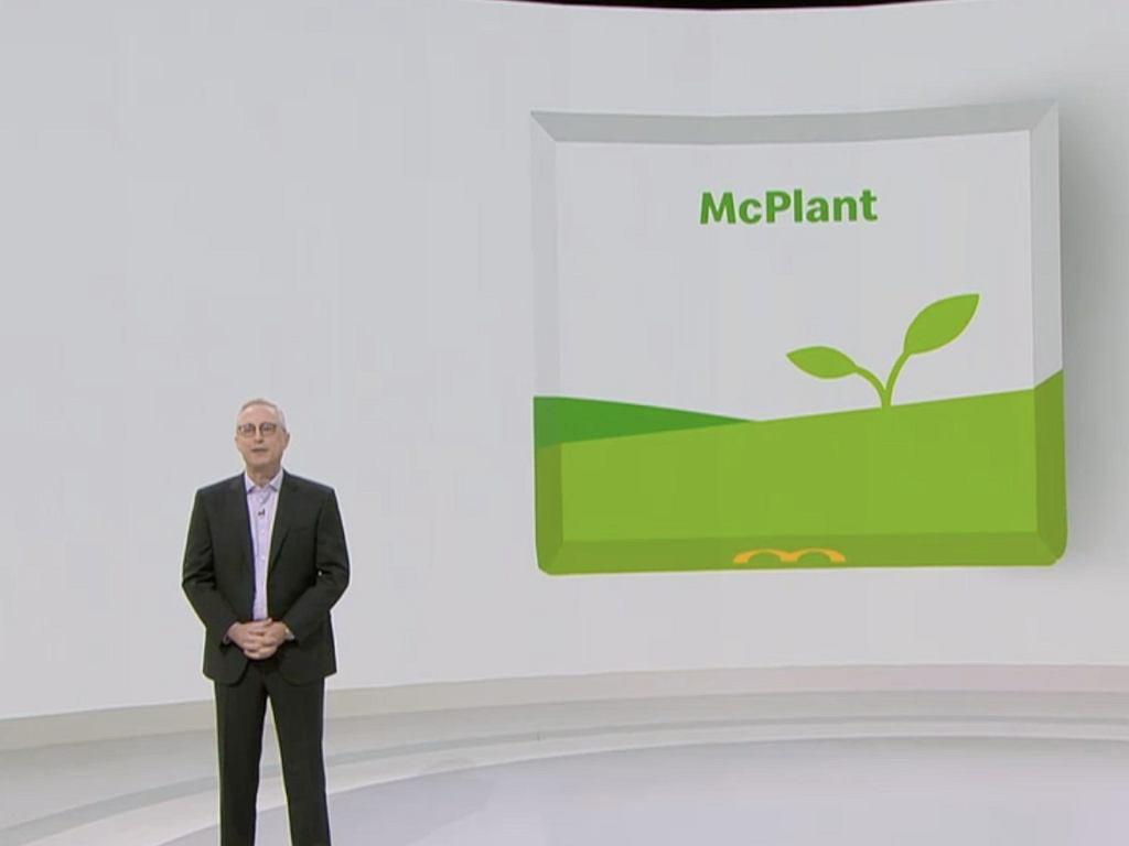 McPlant zapowiedziany przez Ilan Bordena na spotkaniu dla inwestorów