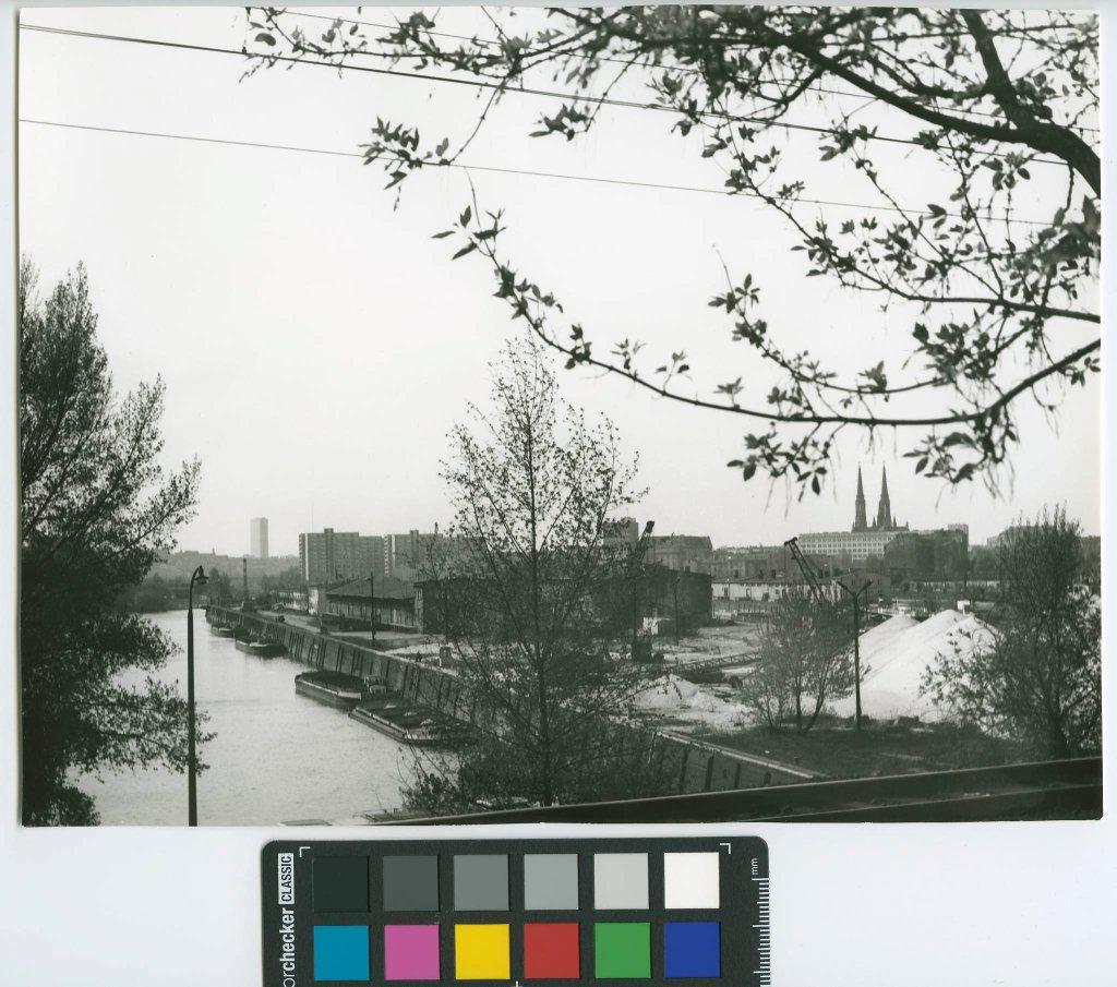 Port Praski, 1978 r. / Wiesław Laskowski