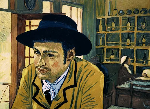 Douglas Booth jako Armand Roulin w filmie 'Twój Vincent'