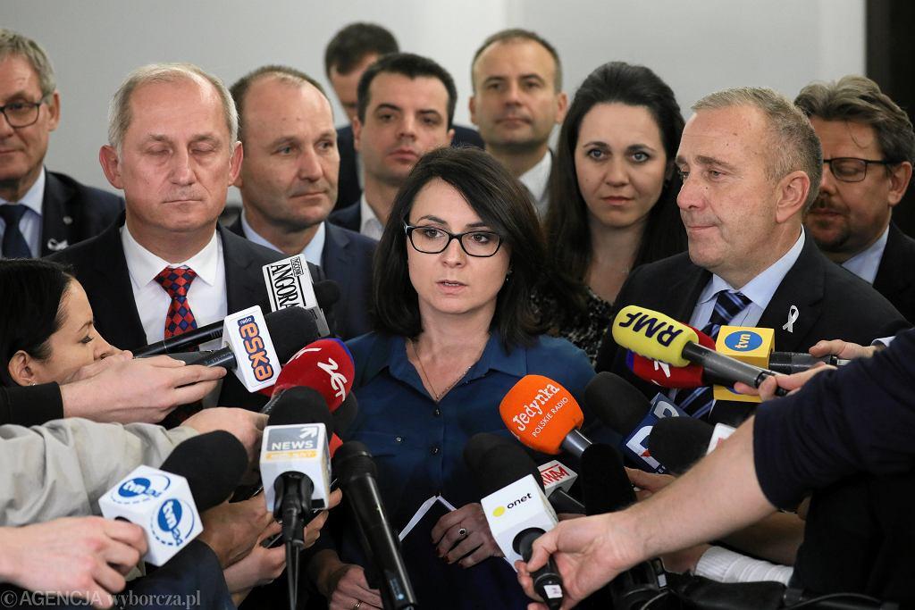 Kamila Gasiuk-Pihowicz zapowiada zawiadomienie ws. TVP. 'Jest na to tylko jedno określenie: samosąd'