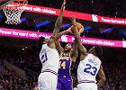 NBA. Philadelphia 76ers wygrywa z Los Angeles Lakers. Niesamowity powrót Portland. Wyniki, terminarz