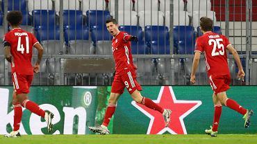 Lewandowski przebił wynik Gerda Muellera. Kolejna granica przekroczona