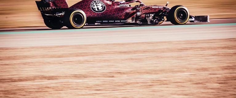 F1. Tak będzie wyglądał bolid Roberta Kubicy.