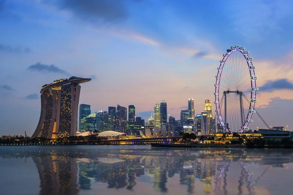 Singapur randki za granicą