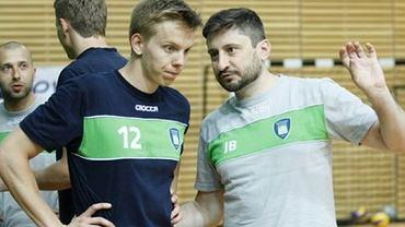 Maciej Stępień i Jakub Bednaruk