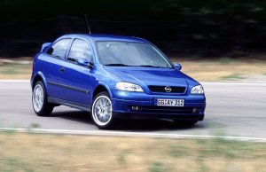 Opel Astra OPC 1999