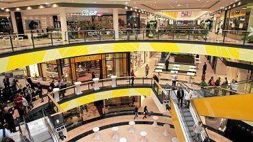Centrum handlowe Kaskada w Szczecinie