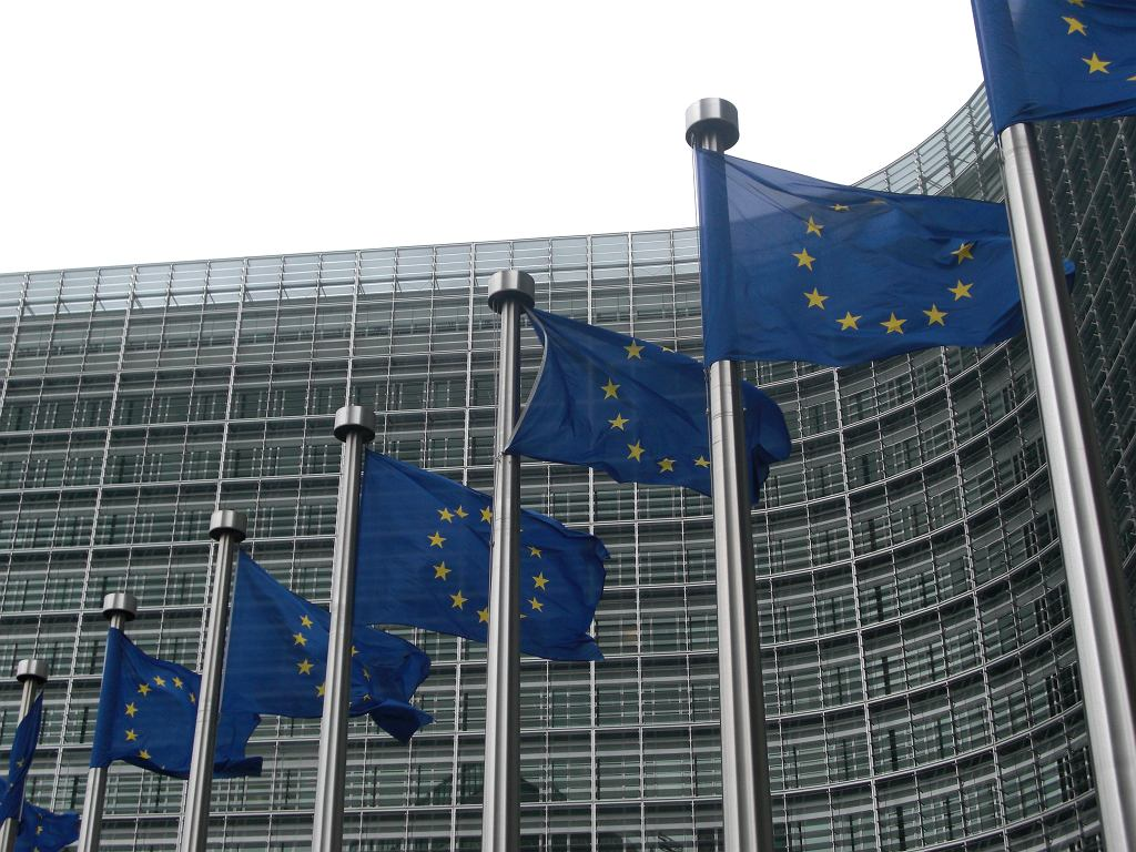 Komisja Europejska. Zdjęcie ilustracyjne