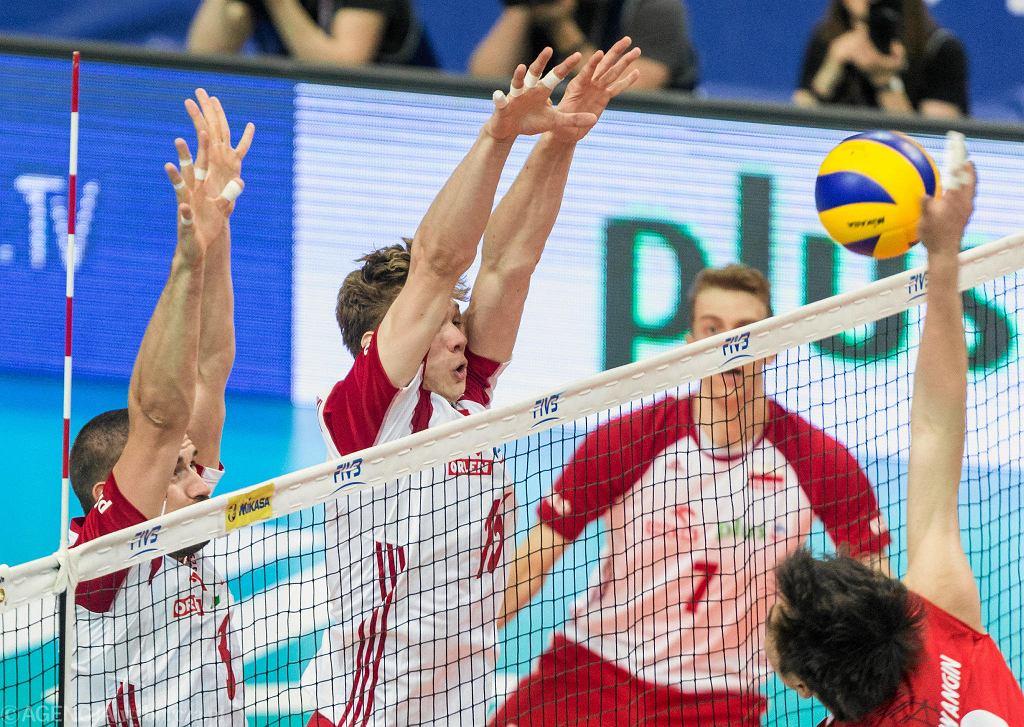 Polacy pokonali w piątek Koreę 3:0. W sobotę o godz. 16 Polska zagra w Krakowie z Rosją.