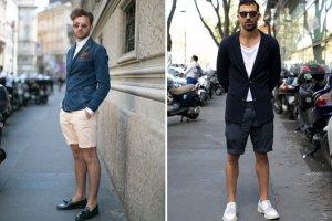 Włoski miks: męska moda uliczna w Mediolanie