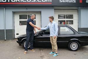 Samochód marzeń   BMW e30 - Modyfikacje