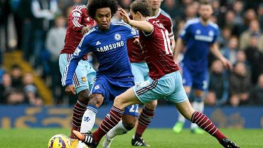 Willian i Mark Noble