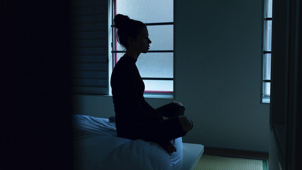 joga przed snem lekarstwem na bezsenność?