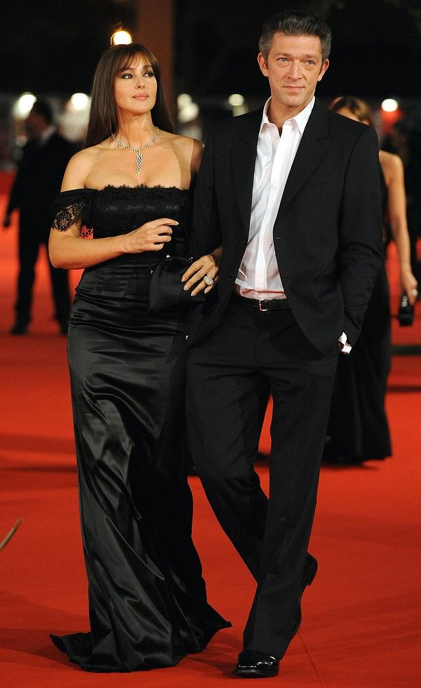 Monica Bellucci i Vincent Cassel