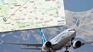 Boeing 737 Max dostrzeżony nad polskim niebem pomimo zakazu lotów