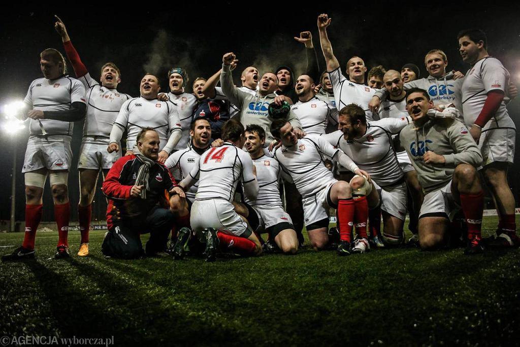 Polska - Ukraina rugby