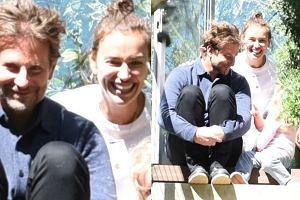 Bradley Cooper i Irina Shyak
