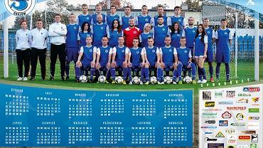 Kalendarz drużynowy Stilonu na 2014 rok