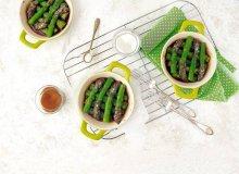 Szparagi karmelizowane - ugotuj