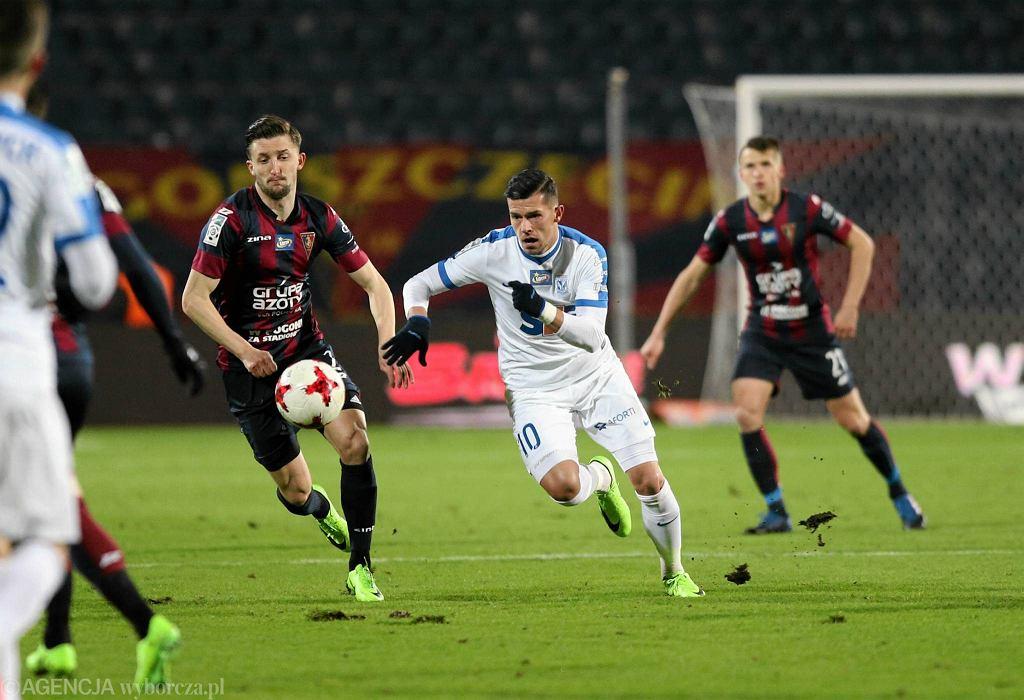 Lech Poznań już dwa razy pokonał w tym roku Pogoń Szczecin. W lidze i Pucharze Polski wygrał po 3:0