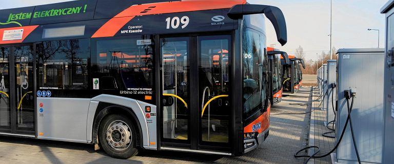 Na ulice Warszawy wyjedzie 130 elektrycznych autobusów