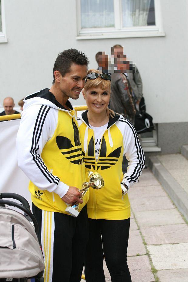 Katarzyna Skrzynecka, Marcin Łopucki
