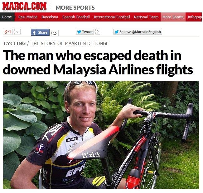 Screen z serwisu Marca.com