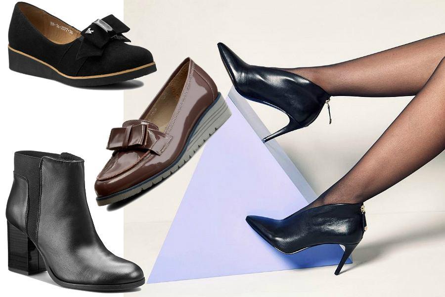gorące produkty gorąca wyprzedaż 100% wysokiej jakości Jesienne buty do pracy - te modele są praktyczne i kosztują ...