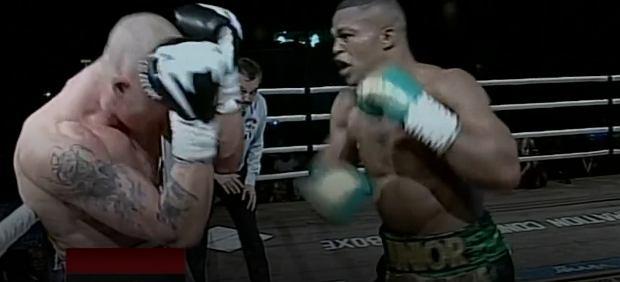 To był najdziwniejszy pojedynek o tytuł mistrza świata w historii polskiego boksu