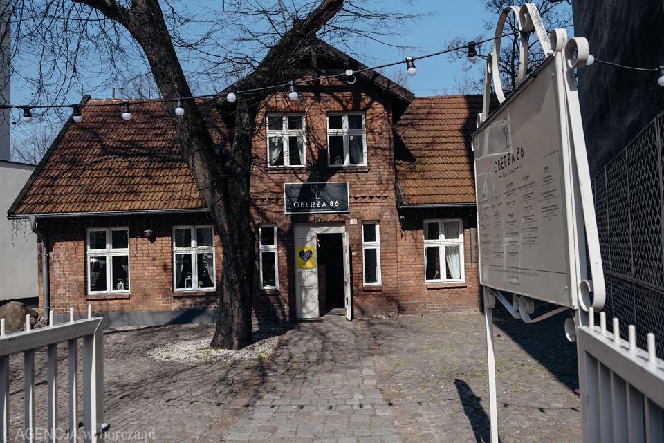 Mariaż Kaszubsko Francuski Restauracja Oberża 86 W Gdyni