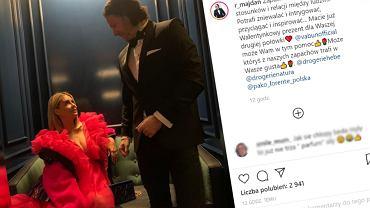 Majdan zdradził, jaki poród planuje Rozenek