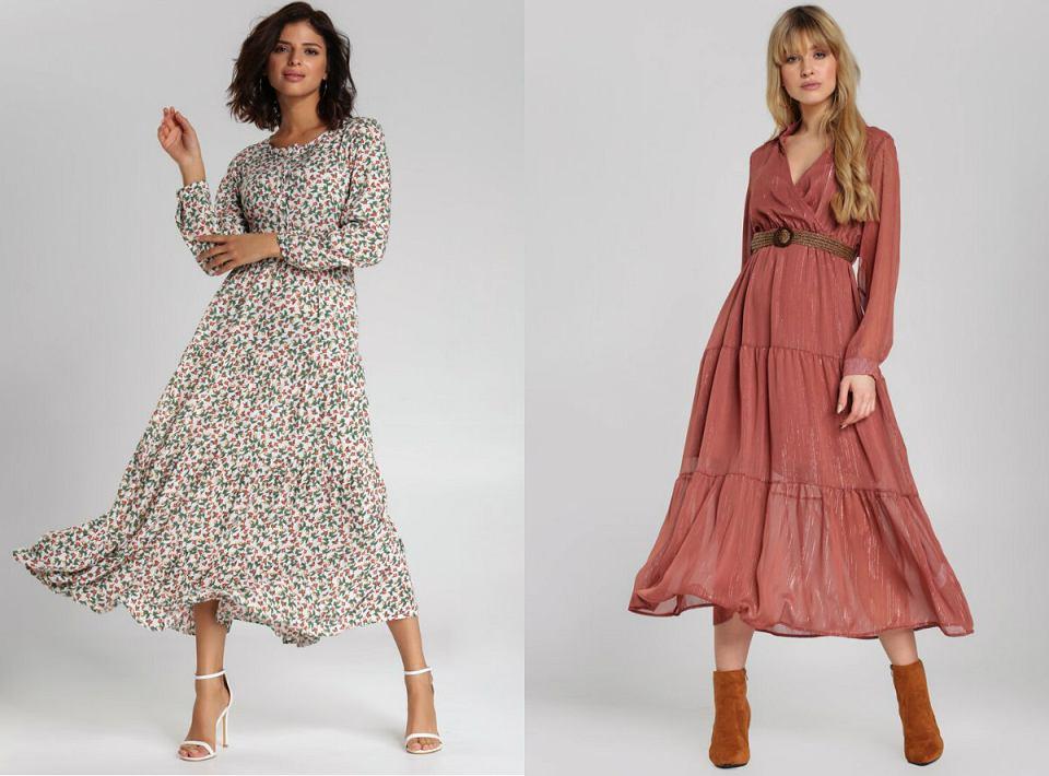 Sukienki z kolekcji wiosna 2020