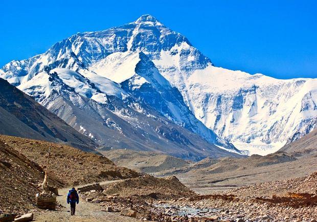 Trekking do bazy pod Everestem, Nepal / fot. Shutterstock