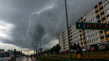 Pogoda w czwartek. Będzie deszczowo i pochmurnie / Zdjęcie ilustracyjne
