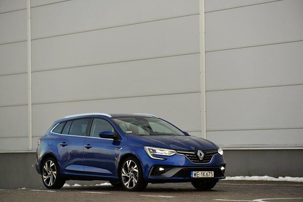 Renault Megane Grandtour E-Tech