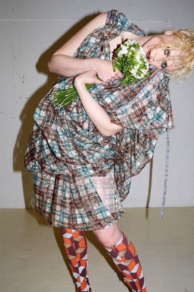 Gwendoline Christie w kampanii Vivienne Westwood jesień-zima 2015