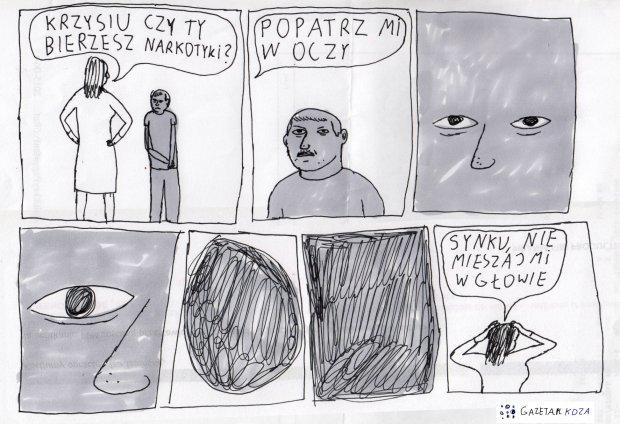 Koza o narkotykach -  -