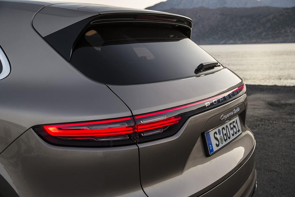 Porsche Cayenne Turbo 2017