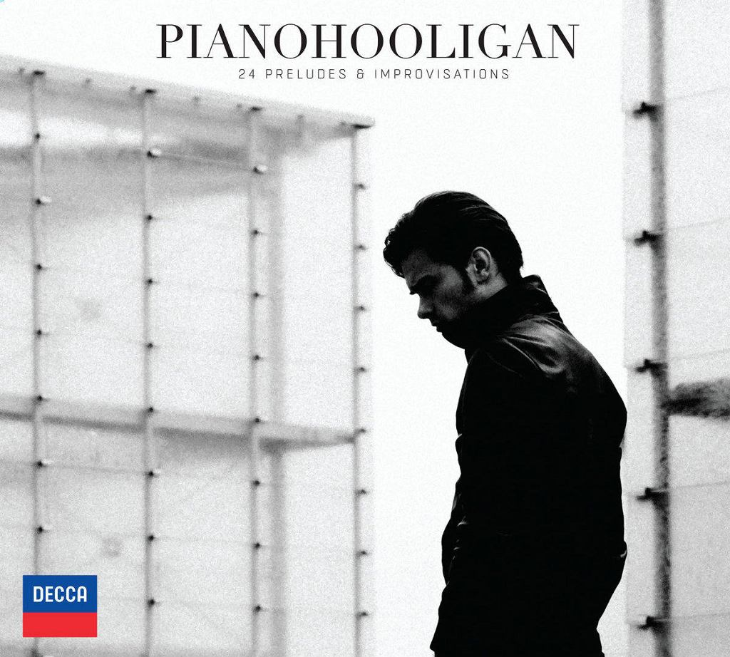 PIANOHOOLIGAN, 24 PRELUDES & IMPROVISATIONS /