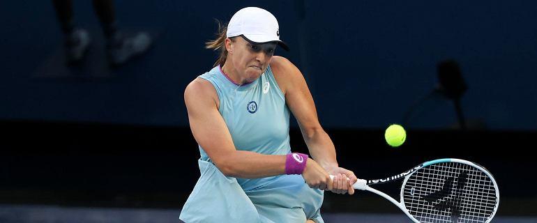 Iga Świątek wygrała turniej WTA 500 w Adelajdzie! Koncert Polki z Bencić! [ZAPIS RELACJI]