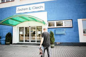 CBA w Ciechu. Agenci szukają kwitów z Luksemburga